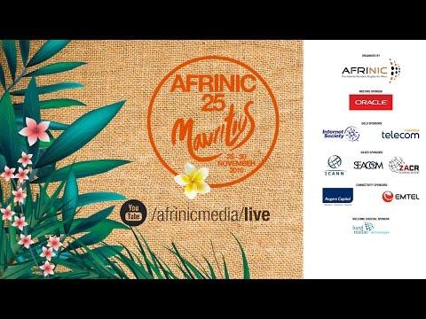 AFRINIC 25
