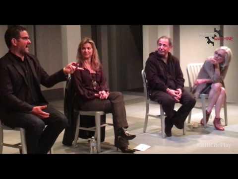 Alexander Dinelaris talks about his play STILL LIFE