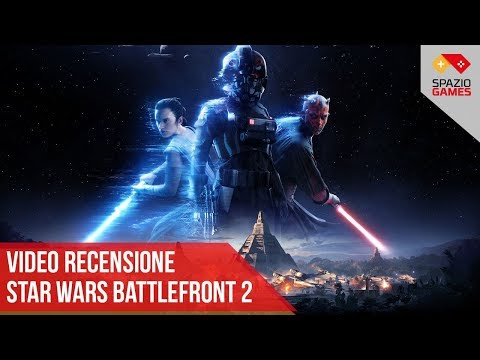 Star Wars Battlefront 2 Video Recensione
