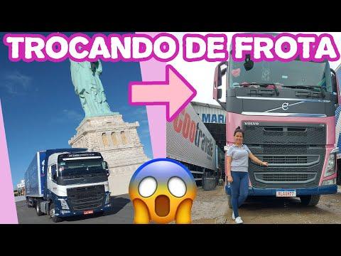 TROCA DE FROTA DA 529 PARA 1210!