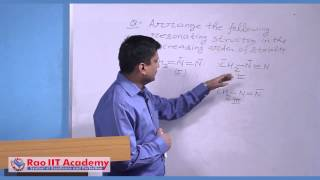 Resonance- IIT JEE Main and Advanced Chemistry Video Lecture