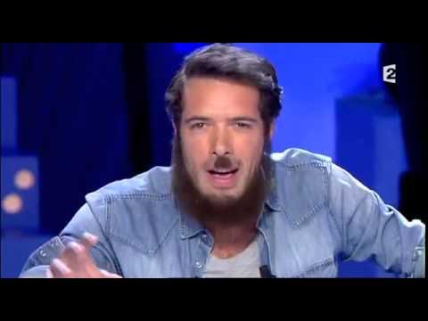 Nicolas Bedos sur Dieudonné - 7ème chronique On n'est pas couché - 11 janvier 14 #ONPC