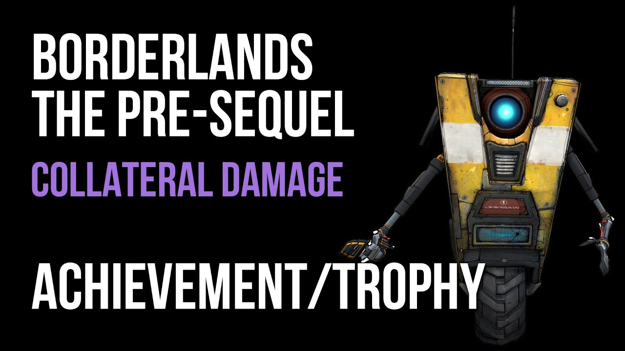 Collateral Damage - Trophy/Achievement guide for ...