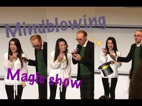 Lana Rusić | Mindblowing Magic Show | Copenhagen Business School