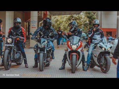 Superbike Show | Thakur College Mumbai | Motovlogger Meetup