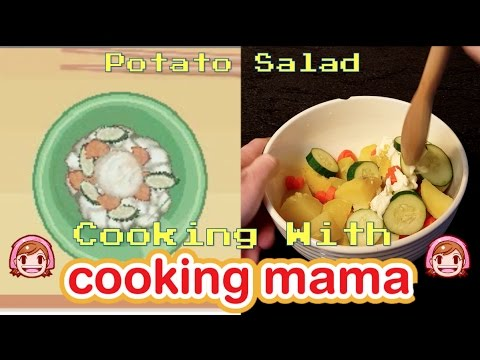 Potato Salad | Cooking with Cooking Mama!