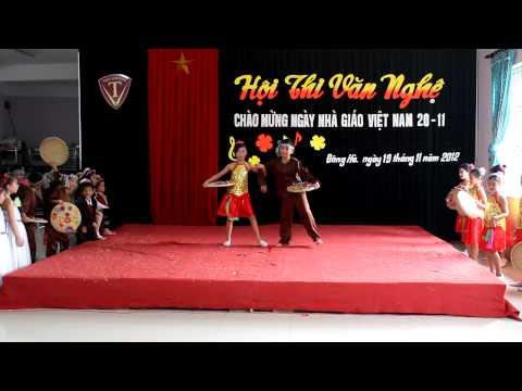 Lop 4A Trung Vuong Quang Tri 20 thang 11