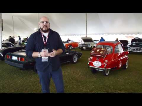 Tim's Enthusiast Garage Episode 10: Collector Car Auctions