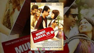 Munde Kamaal De - New Full Punjabi Movie | Latest Punjabi Movies 2019 | Hit Punjabi Film