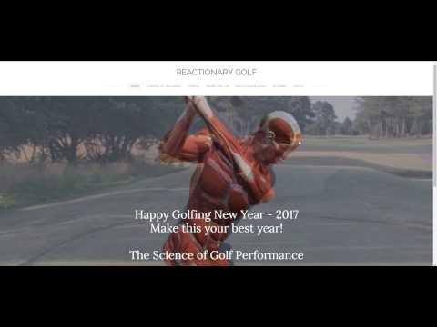 Inside the Golf Lab: How to log in and access pages video