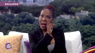 Sister Circle Live   R.Kelly's Ex-Wife, Andrea Kelly - Exclusive Interview