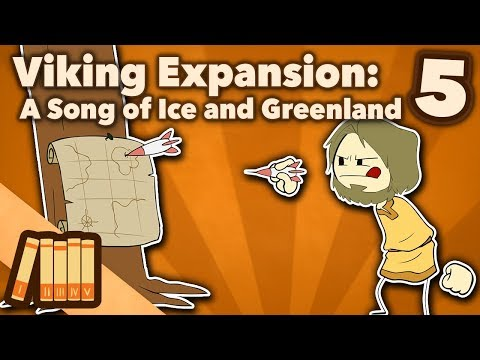 Viking Expansion - A Song of Ice and Greenland - Extra History - #5