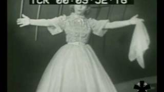 SEVEN DAYS - Dorothy Collins sings her biggest selling single