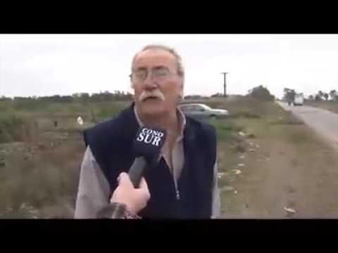 """inseguridad - hombre mato chorro mato  juez mato policia - canal """"CONO SUR"""" ???"""