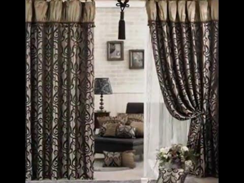 Какие шторы украсят  дверь или дверной проем