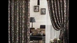 видео Межкомнатные шторы