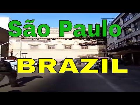BRAZIL - Trip to São Paulo Brazil 2016