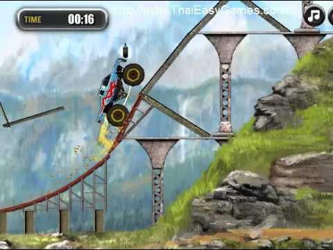 Monster Trucks nitro 2 เกมส์แข่งรถกระบะวิบาก