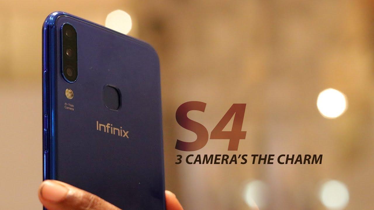 Infinix S4 Price Pakistan, Mobile Specification