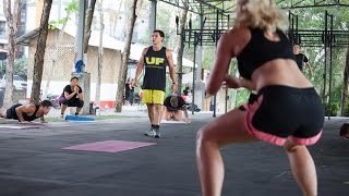 Xtreme Gap Fitness Holiday Review