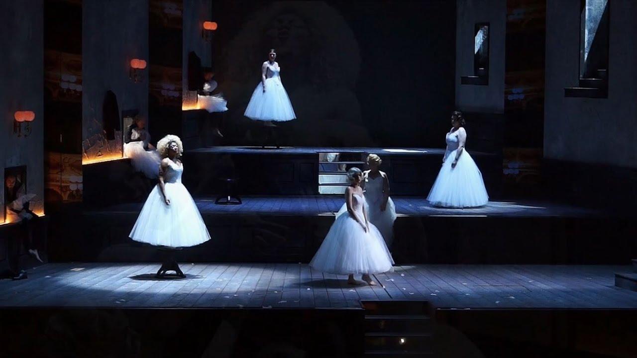 Jacques Offenbach »Hoffmanns Erzählungen« // Semperoper Dresden