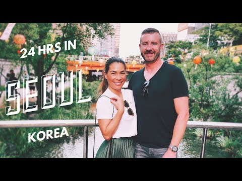 SEOUL SEARCHING IN KOREA (Travel Vlog)