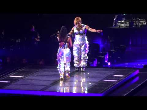 TLC (Live) - Meant To Be (2015)