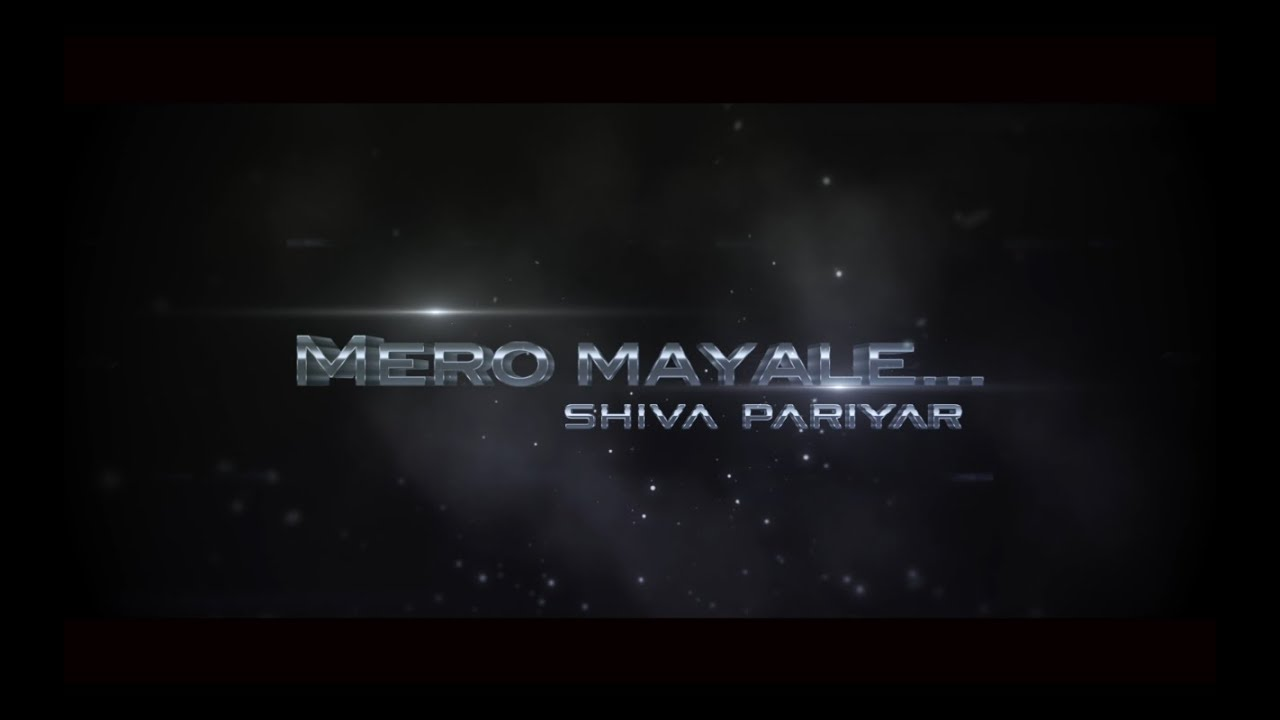 Mero Mayale | Shiva Pariyar | MJ DANCE STUDIO ft. Sabnam Limbu | Coming soon...