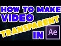 Gambar cover How to make a transparent in adobe after effects cs6 cc tutorial
