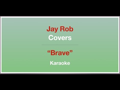 Brave - Sara Bareilles - Karaoke