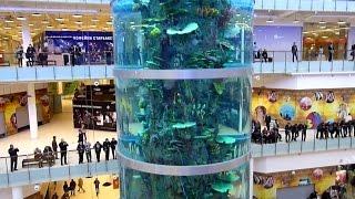 В Москве открылся самый большой ТРЦ в Европе - АВИАПАРК