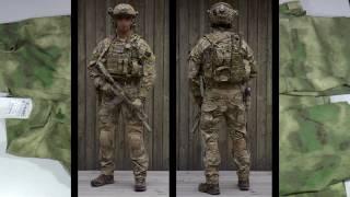 Детальный обзор костюма «Гром» БАРС от Marty Airsoft (Tactical suit «Grom» from BARS)