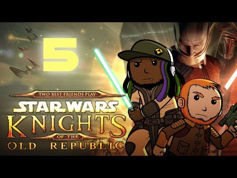 Best Friends Play Star Wars: Knights of the Old Republic (Part 5)