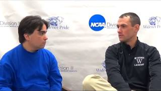 Widener Men's Lacrosse Preview 2014