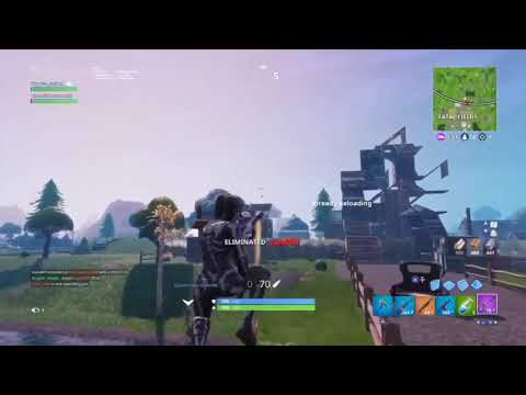 Cold Hearted II x Meek Mill Fortnite Montage
