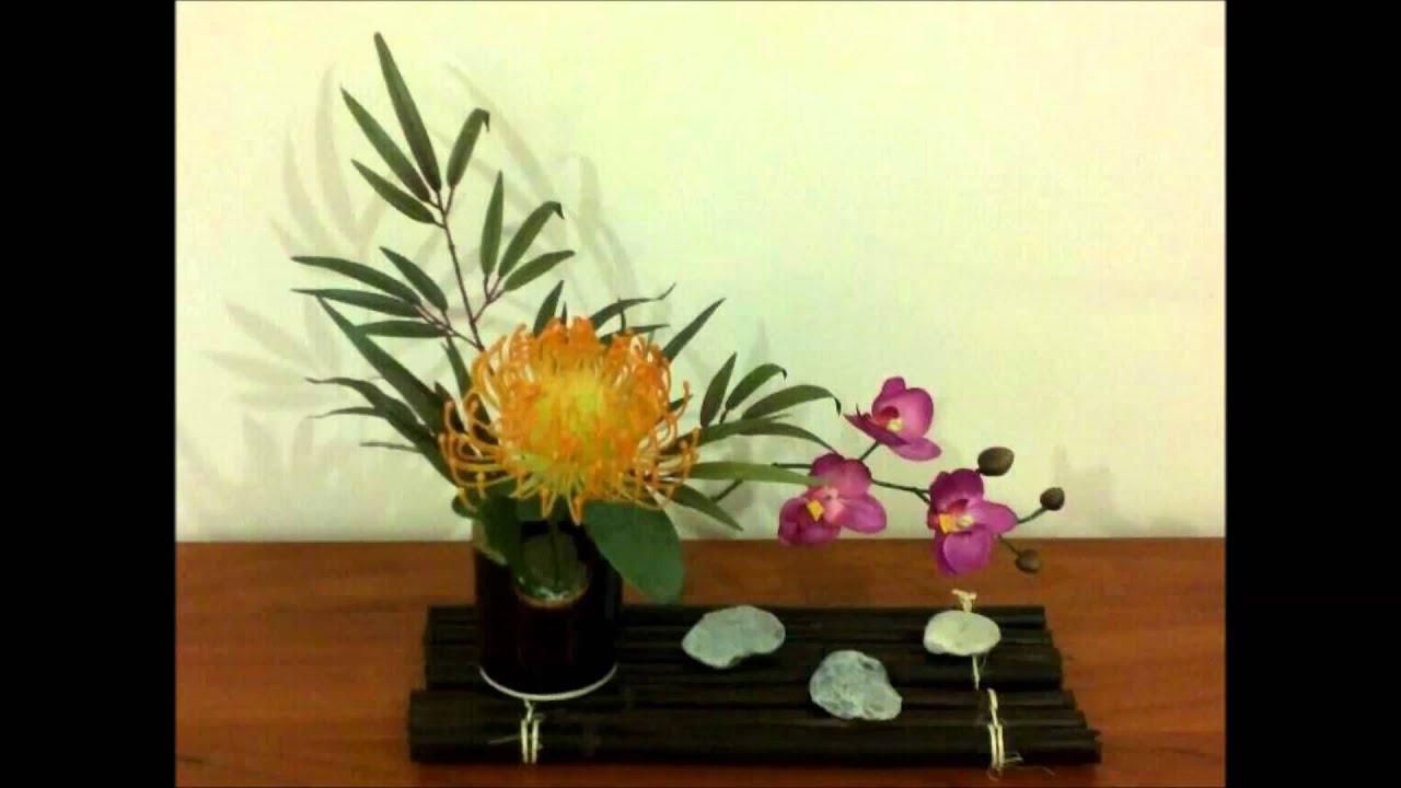 Decoraciones artificiales plantas artificiales youtube for Plantas ornamentales artificiales