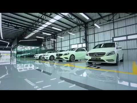 BENZ NK Service Center 'The Revolutionary of Service Experience' Full HD
