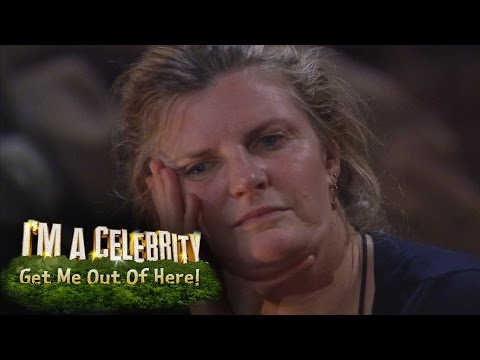 Susannah Snaps At Lady C Over The Cooking | I'm A Celebrity... Get Me Out Of Here!