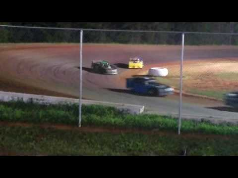 Nesmith ss north alabama speedway feature