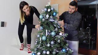L' HO CORROTTO !!! FACCIAMO L' ALBERO - Vlog lunedì 12 Dicembre 2016