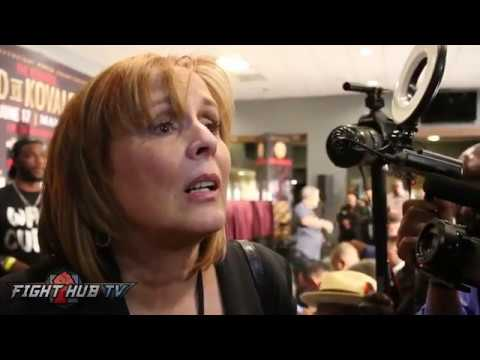 Kathy Duva Goes Off On Andre Ward & Low Blows