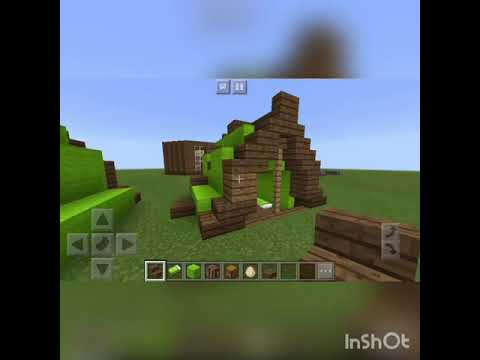 Minecraft tutorial part 1 how to build a tent