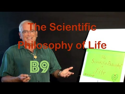 B9 The Scientific Philosophy of Life - The 7 golden rules to save 33% on Health Costs