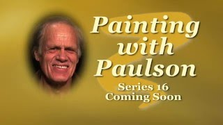 Painting with Paulson: Season 16 Behind the Scenes preview