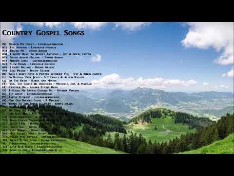 Beautiful Country Gospel Songs