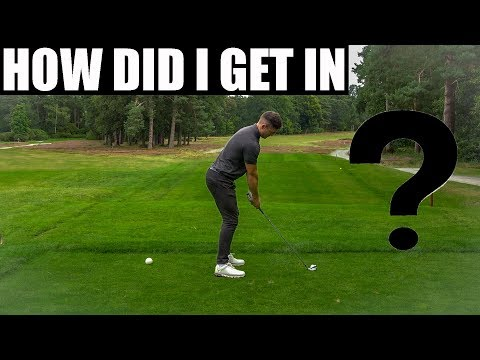 How Did I Get Into This EXCLUSIVE GOLF CLUB...???