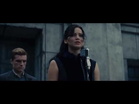 The Hunger Games: Catching Fire - Katniss speech to district 11