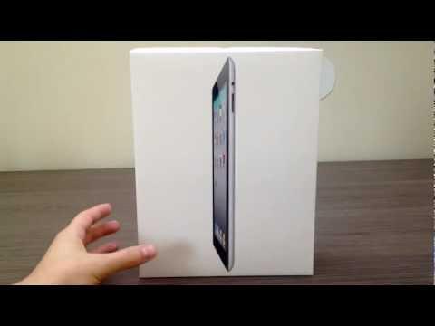 iPad 2 Unboxing