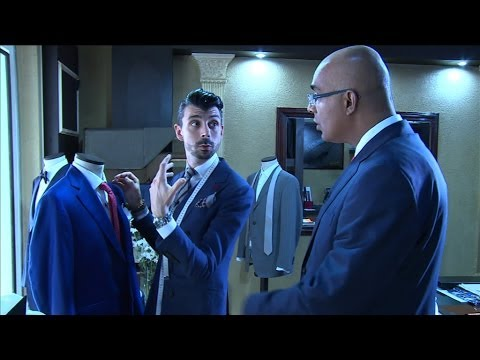 "Salvatore di Francisca - ""The Art Of Italian Bespoke Tailoring"""
