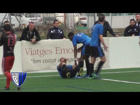Inter Club d'Escaldes 1-1 Penya Encarnada d'Andorra